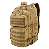 Mochila del ejército de los Estados Unidos, 50 litrosLitros., color - Coyote (beige), tamaño 50 l, volumen 50.0liters