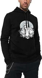 Divinity Stevie Nicks Funny Sweatshirt Premium Quality Men's Hoodie Black