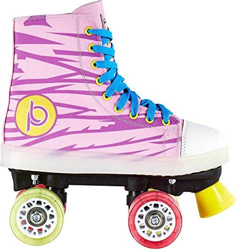chaya Mädchen Lunatic Kidsskate Rollschuhe, rosa, 38