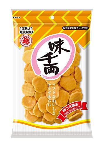 越後製菓 味千両 80g×12袋 国産米100%使用