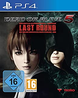 Dead or Alive 5 Last Round (PS4) (B00OVWEV4O)   Amazon price tracker / tracking, Amazon price history charts, Amazon price watches, Amazon price drop alerts