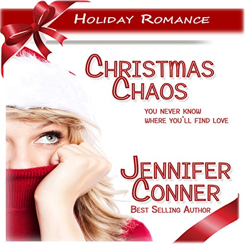 Christmas Chaos audiobook cover art