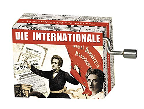 Fridolin Spieluhr / Music Box Die Internationale