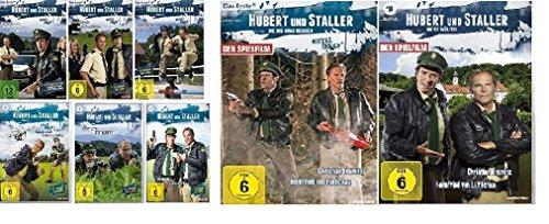 Staffel 1-6+Spielfilme (38 DVDs)