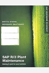 [(SAP R/3 Plant Maintenance)] [By (author) Britta Stengl ] published on (May, 2001) Gebundene Ausgabe