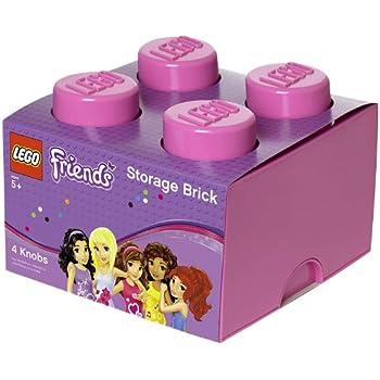 LEGO Storage - Caja de almacenaje 4, Color Morado (Room Copenhagen 40030644): Room Copenhagen: Amazon.es: Juguetes y juegos