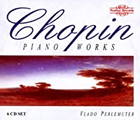 Piano Works by FREDERIC CHOPIN (1997-11-18)