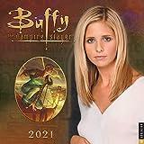 Buffy the Vampire Slayer 2021 Wall Calendar