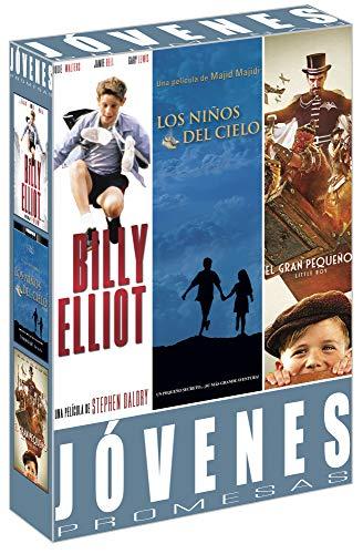 Jóvenes Promesas (Paquete de 3 DVD)