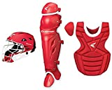 Easton (A165346RDWH) Youth M7 Fast Pitch Catchers Box Set