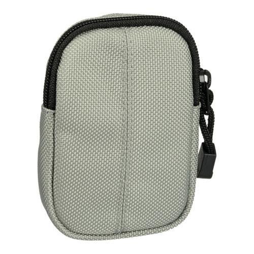 Olympus poliéster Slim Compact bolsa de deporte, Gris