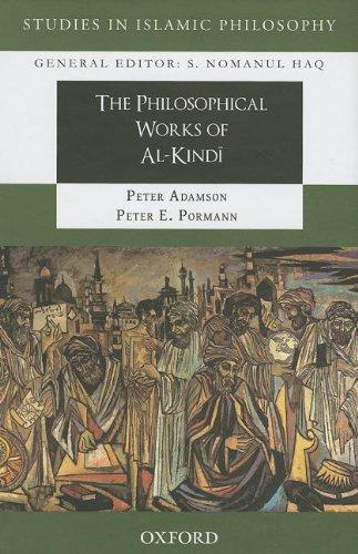 The Philosophical Works of Al-Kindi (Studies in Islamic Philosophy)