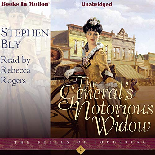 The General's Notorious Widow cover art