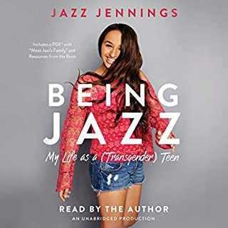 Being Jazz audiobook cover art