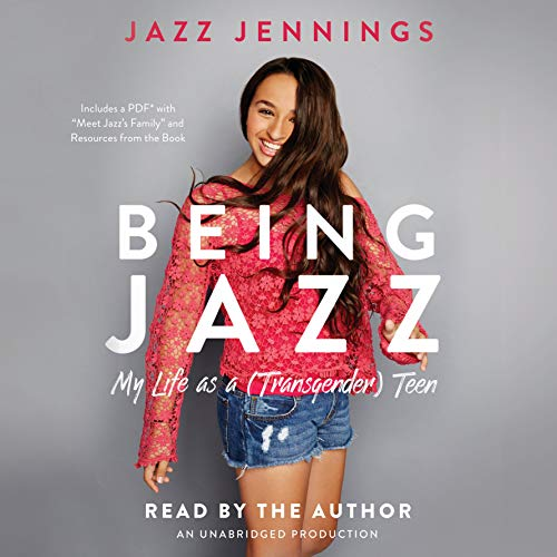 Being Jazz  By  cover art