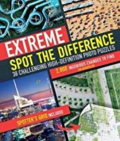 Extreme Spot the Difference 1435153952 Book Cover