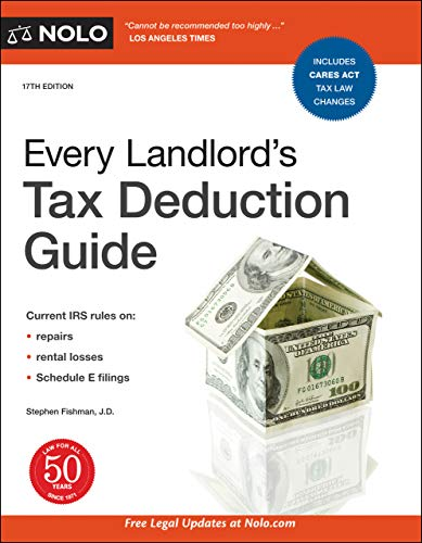 Every Landlord's Tax Deduction Guide (English Edition)