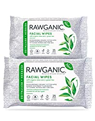 Rawganics Facial Wipes
