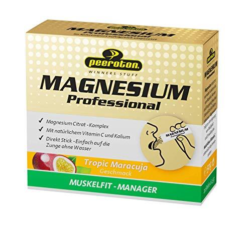 Peeroton Magnesium Professional Tropic Maracuja 1er Pack (1 x 50 g)