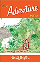 Enid Blyton's The Adventure Series Collection x 8 Books Box Set Pack