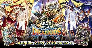 Buddyfight ACE War of Dragods Vol. 5 Booster Box S-BT05