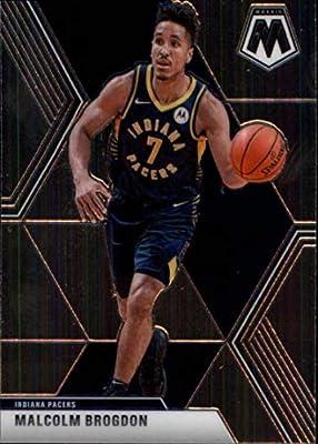 2019-20 Panini Mosaic #185 Malcolm Brogdon Indiana Pacers NBA Basketball Card NM-MT