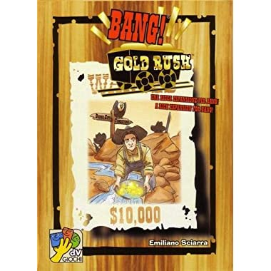 Da Vinci Bang Gold Rush Expansion
