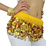 SXG -Barra de ombligo para Mujer de color Yellow de talla Fit Size