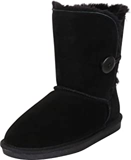 Willowbee Women's Sonika Genuine Shearling Boot