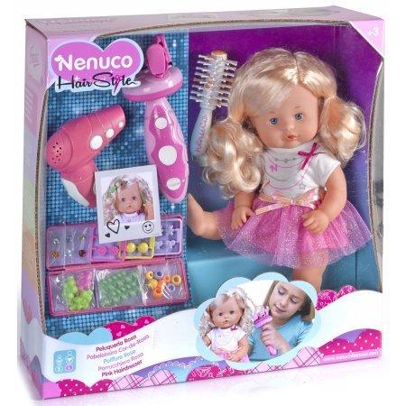 Famosa Nenuco Hairdresser Doll Set | 15.00 x 14.00 x 6.00 Inches