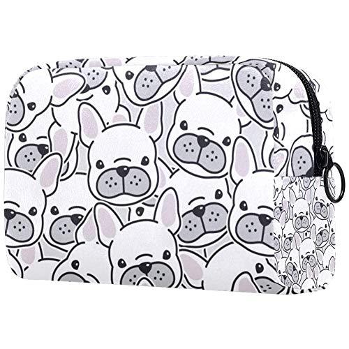 Baby-Dog make-up tas toilettas voor vrouwen huidverzorging cosmetische handige zak Rits handtas