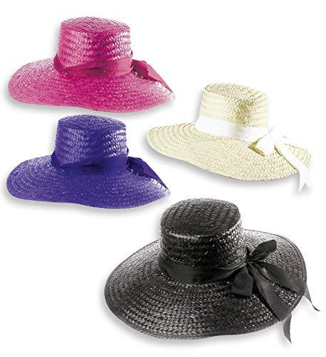 Chapeau My Fair Lady - Pas le choix de la couleur