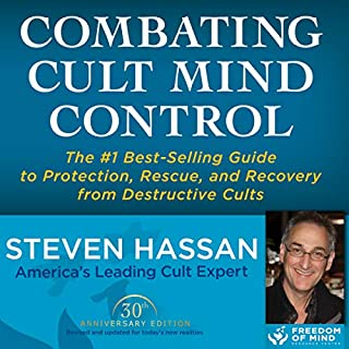 Combating Cult Mind Control audiobook cover art