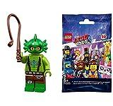 レゴ (LEGO) ムービー2 ミニフィギュア シリーズ 沼の生き物(半魚人)【71023-10】