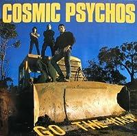 Go The Hack by Cosmic Psychos