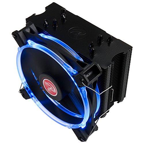RAIJINTEK DISSIPATORE CPU LETO RGB 1 * 120mm OR100075
