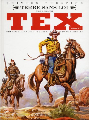 Tex spécial, Tome 2 : Terre sans loi
