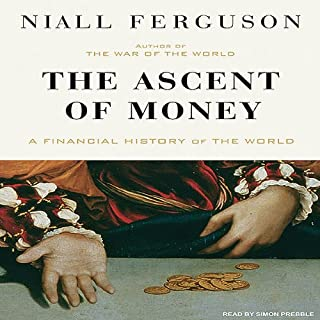 The Ascent of Money (excerpt) audiobook cover art