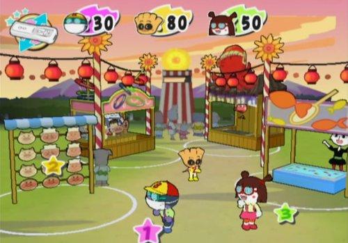 アンパンマンにこにこパーティ-Wii