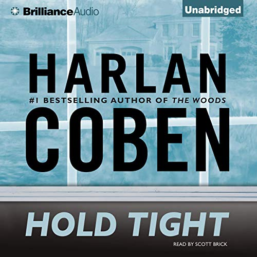 Hold Tight audiobook cover art