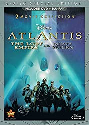 Disney Is Developing A Live-Action Atlantis: The Lost Empire Film: EXCLUSIVE - The Illuminerdi