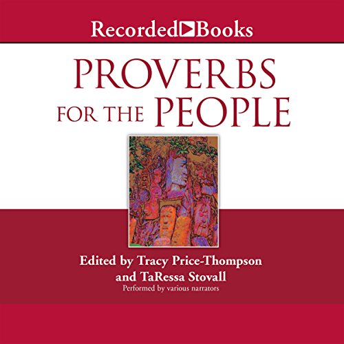 Proverbs for the People audiobook cover art
