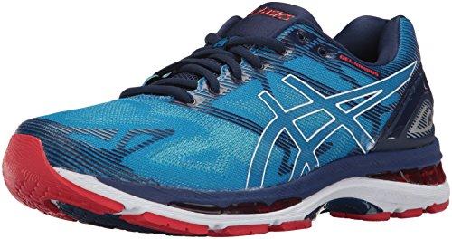 Asics Gel-Nimbus 19 - Zapatillas para Hombre, Color Azul, Talla 39 EU