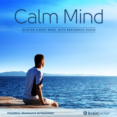 Calm Mind Session audiobook cover art