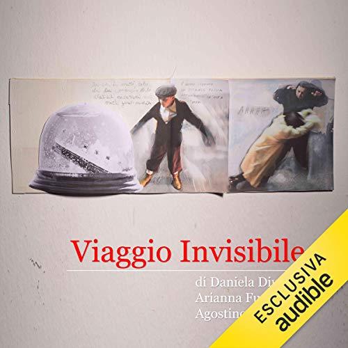 Odissea visionaria (Viaggio invisibile) copertina