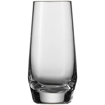 Schott Zwiesel Tritan Crystal Glass Banquet Barware Collection Shot Cocktail Glass Set of 6 2-1//2-Ounce