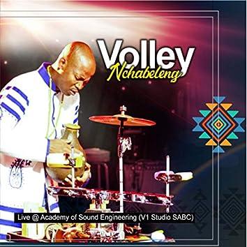 Live @ Academy of Sound engeneering (V1 Studio SABC)