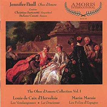 The Oboe D'amore Collection Vol.1