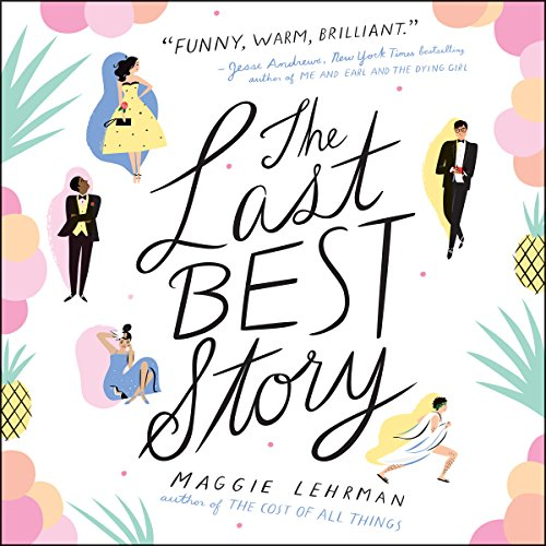The Last Best Story audiobook cover art