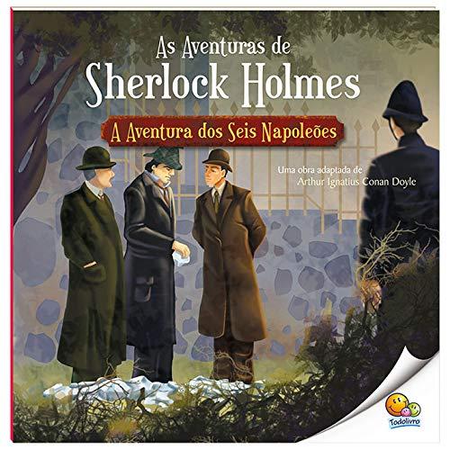 As aventuras de Sherlock Holmes: A aventura dos seis Napoleões